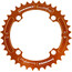 Race Face Single Narrow Wide Kettenblatt 4-Bolt 104mm orange